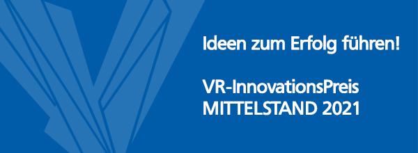 Grafik: VR-InnovationsPreis Mittelstand