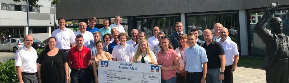 Ausschüttung Gewinnsparfonds 2019 - Vereinsvoting
