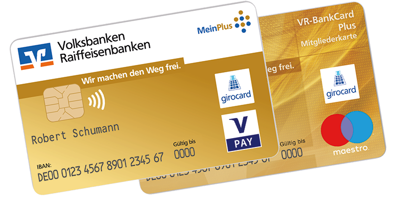 VR-Bankcard PLUS
