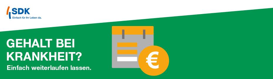 SDK-Krankenzusatzverischerung für Bankmitglieder